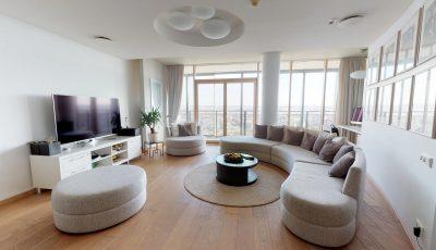 Apartamentai 23 aukšte 3D Model