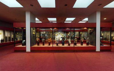 A. Žmuidzinavičiaus kūrinių, rinkinių ir Velnių muziejaus virtualus 3D turas