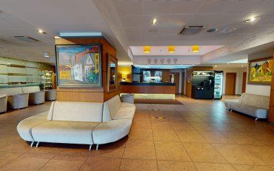 Art City Inn Hotel virtualus 3D turas