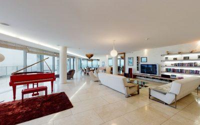 Apartamentai 25 aukšte – virtualus 3D turas