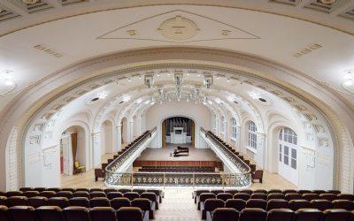 Lietuvos nacionalinės filharmonijos virtualus 3D turas