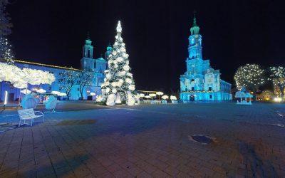 Kauno Kalėdų Eglės 2020 virtualus 3D turas