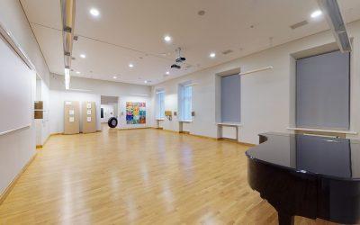 Vytauto Kasiulio dailės muziejaus virtualus 3D turas
