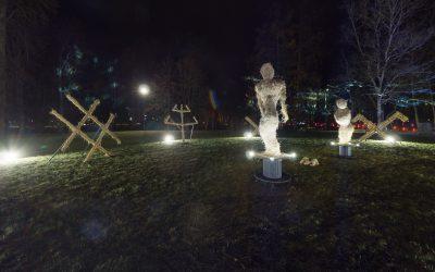 Baltų skulptūrų parko virtualus 3D turas