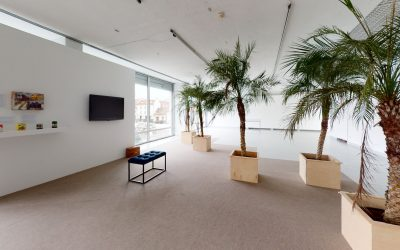 Šiuolaikinio meno centro virtualus 3D turas