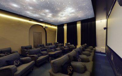 """Kino teatrų  """"Pasaka"""" virtualūs 3D turai"""