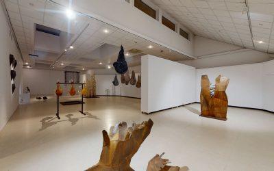 "Tarptautinio formos meno festivalio ""Faktas-Forma"" virtualus 3D turas"